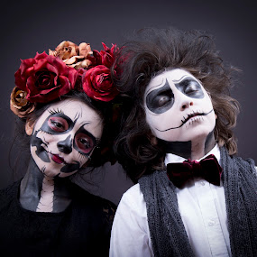 Day of the Dead by Debbie Duggar - People Couples (  )