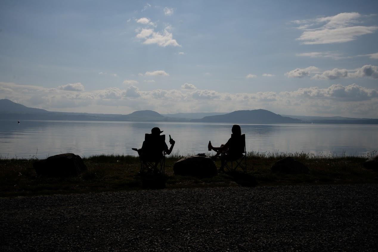 freedom kamperen Nieuw- Zeeland