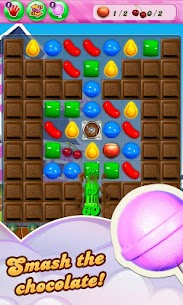 Candy Crush Saga 1.110.1.1 (Unlimited Lives/Moves) Mod Apk 3