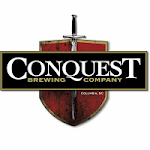 Logo for Conquest Brewing Company