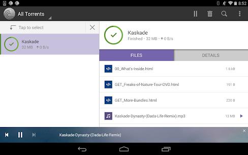 BitTorrent Pro Apk – Official Torrent Download App 8