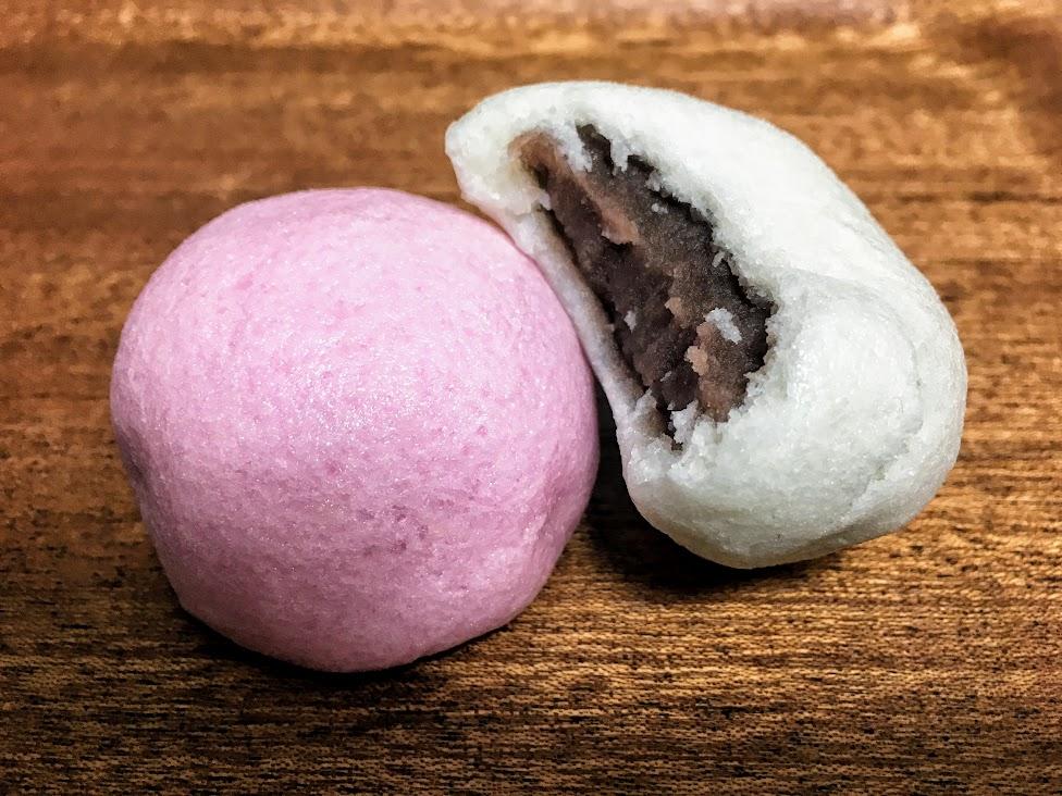japońskie słodycze, mochi