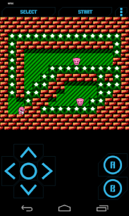 Nostalgia.NES (NES Emulator) Screenshot