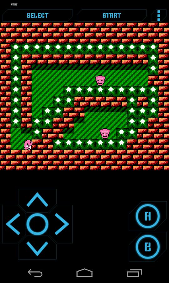 Nostalgia.NES (NES Emulator) - screenshot