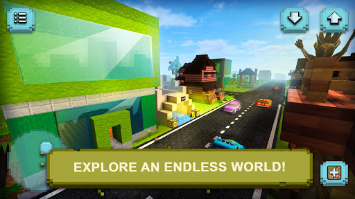 Builder Craft: House Building & Exploration Apk 1