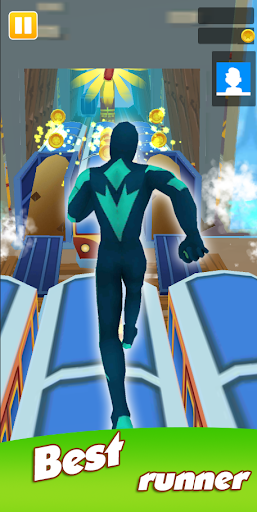 Super Heroes Run: Subway Runner 1.0.6 screenshots 9