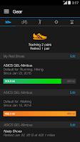 Screenshot of Garmin Connect™ Mobile