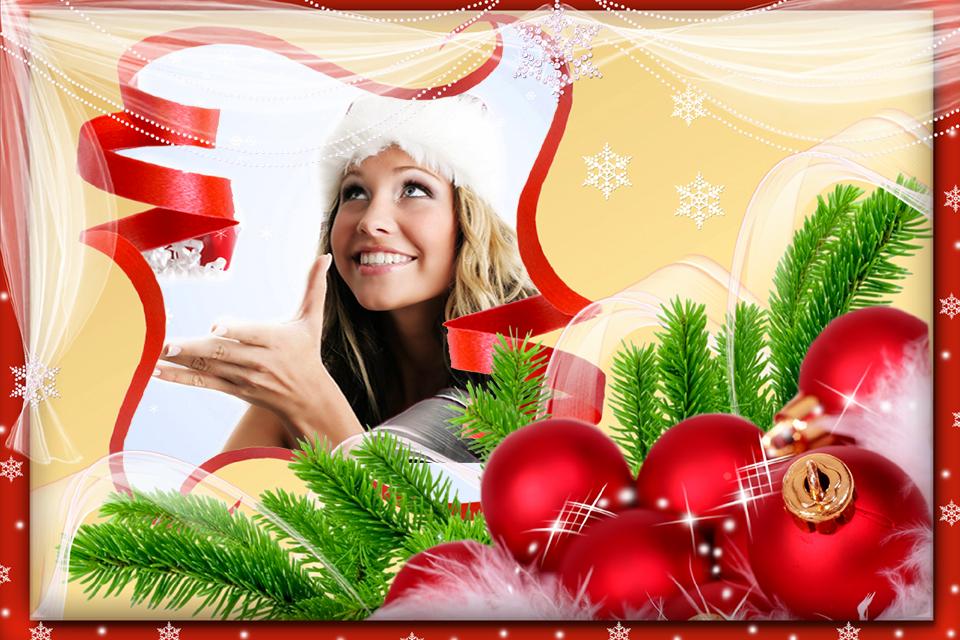 christmas frames accessories screenshot