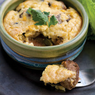 Pork Pot Pies With Corn Pudding Crust