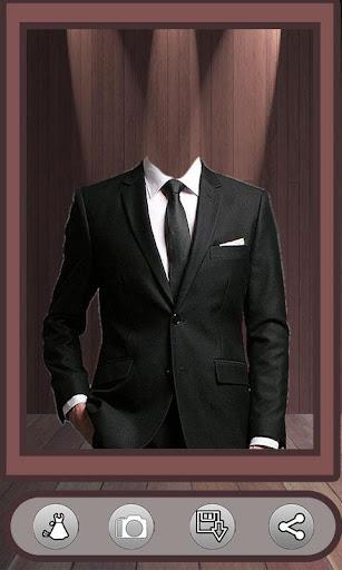 American Man Suit