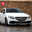 AMG C63: Extreme Offroad Hilly Roads Drive icon