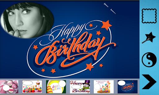 【免費攝影App】Happy Birthday Frames-APP點子