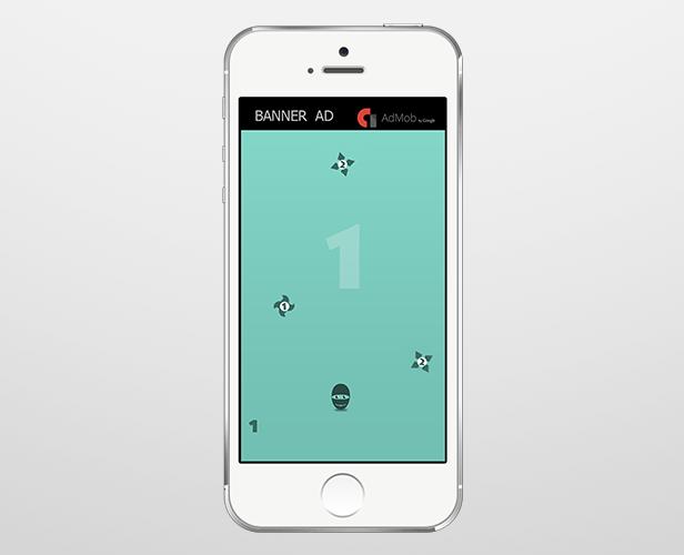 Ninja Number Eaters - στιγμιότυπο οθόνης