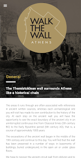 Walk the Wall Athens