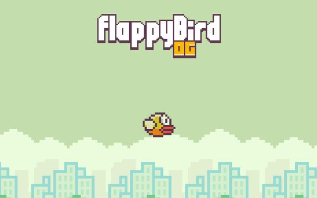 FlappyBird OG Game