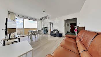 Appartement 2 pièces 54,91 m2