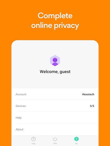 VPN Proxy by Hexatech screenshot 9