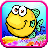 Fish Throw Game: Kids - FREE!