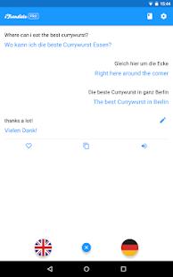 iTranslate Translator & Dictionary Screenshot