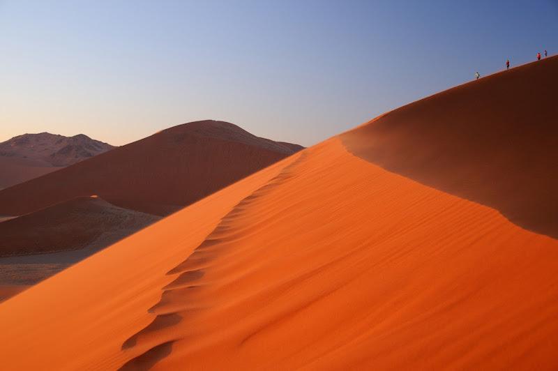 Nell'immensità del deserto di vitomaso