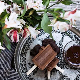 Tofu Chocolate Popsicle