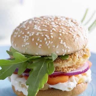 Fish Fillet Sandwich.