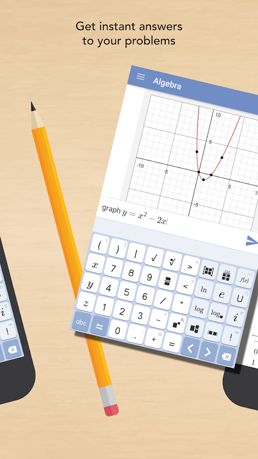 Mathway's long-term goal is to make quality on-demand math assistance accessible to all students. Mathway is an ambitious, long-term creative endeavor that will deliver increasing features and.