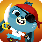 App Icon for WoodieHoo Pirates App in United States Play Store