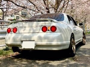 スカイライン ECR33 GTS25t タイプM SPECⅡ 4Dのカスタム事例画像 tuxedoさんの2019年04月07日17:20の投稿