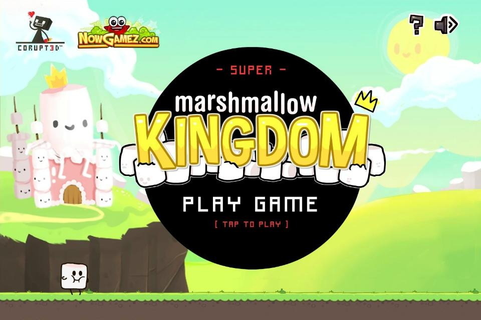 Super Marshmallow Kingdom- screenshot