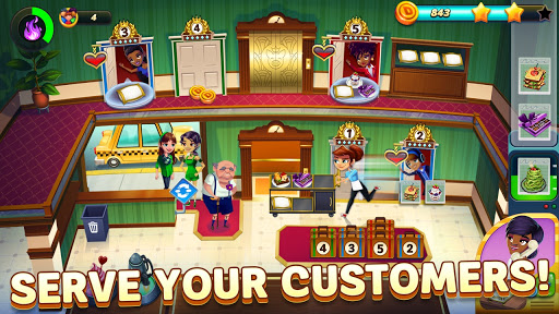 Diner DASH Adventures: a time management game Apk 2