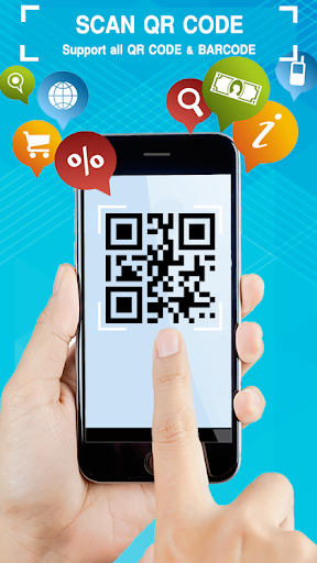 QR Code Reader Barcode Scanner screenshot 1
