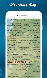 Mauritius Map Android Apps On Google Play - Mauritius map google