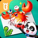 Baby Panda's Paint Colors icon
