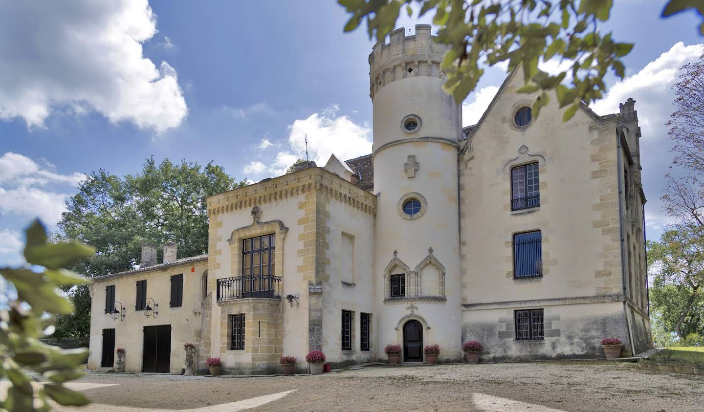 Castle Quinsac