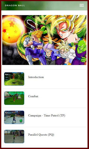 Best Guide for Dragon Ball