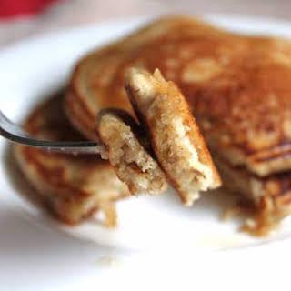Whole Grain Gluten-Free Pancakes.