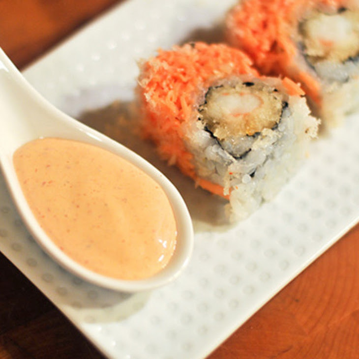 Spicy Mayo for Sushi