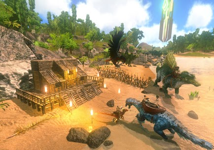 ARK: Survival Evolved Mod 2.0.07 Apk [Unlimited Money] 6