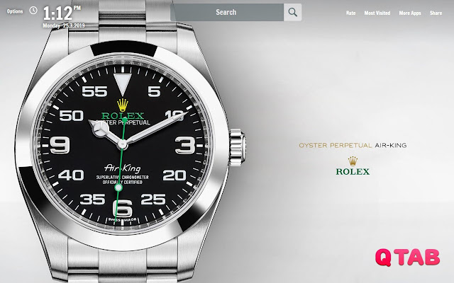 Rolex New Tab Rolex Wallpapers