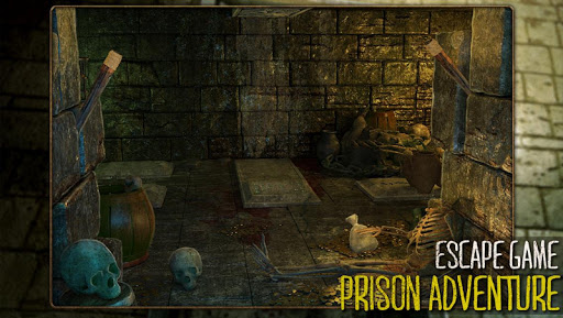 Escape game:prison adventure 11 screenshots 5