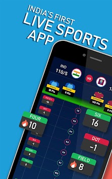 Rooter - Live Cricket Football Score & Sports News APK