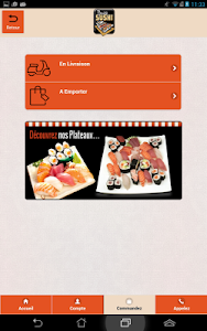Buzz Sushi Pontoise screenshot 1