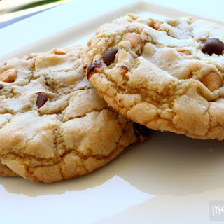 Chocolate and Peanut Butter Chip Cookies