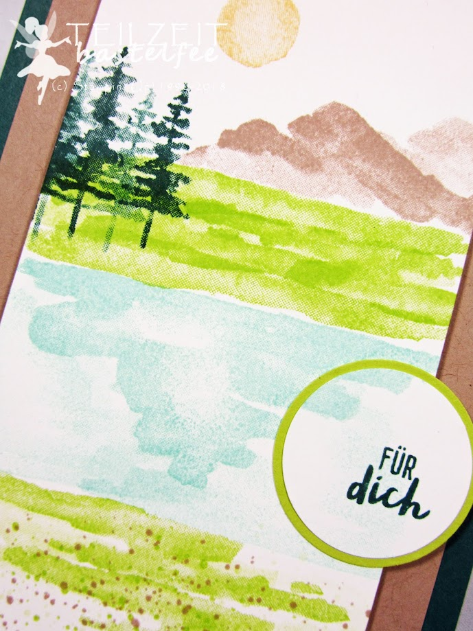 Stampin' Up! - IN{K}SPIRE_me #339, Waterfront, Am Ufer, Sketch Challenge