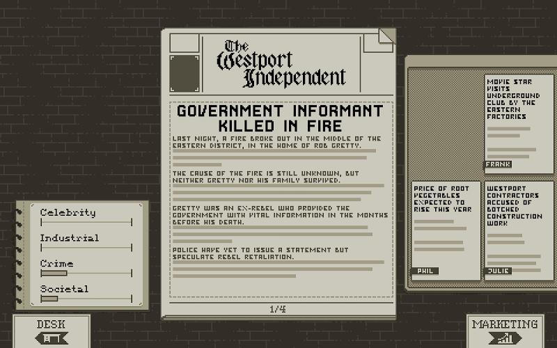 The Westport Independent- screenshot