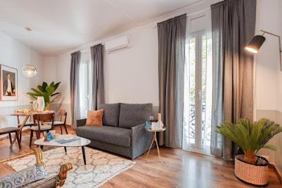 Carrer del Comte Serviced Apartment, Barcelona