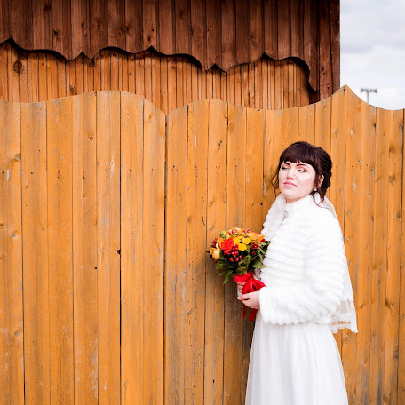 Wedding photographer Olesya Khaydarshina (OlesyaNY). Photo of 14.01.2018