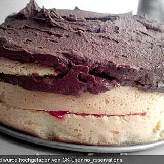 Omas Mini - Schoko - Sahne - Torte