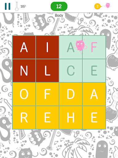 Find The Words - search puzzle with themes apkpoly screenshots 9